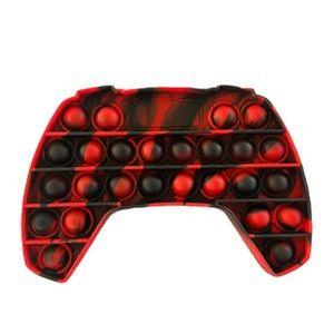 Gamepad Silicone Push Pop Bubble Fidget